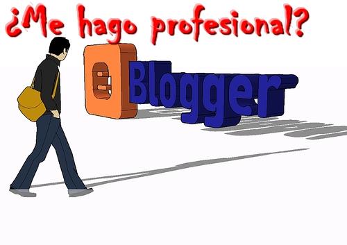 como crear un blog profesional