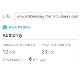 Spam Score de Moz – ¿Qué es y para qué sirve?
